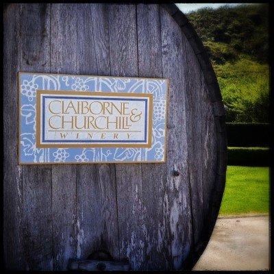 Claiborne & Churchill SLO Central Coast Wine Country