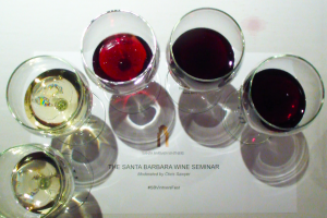 """Zaca Mesa University"" Santa Barbara Wine Seminar Spring 2015 – The Highlight Reel"