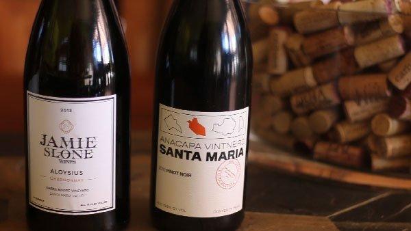 Anacapa Vintners 2010 Santa Maria Pinot Noir