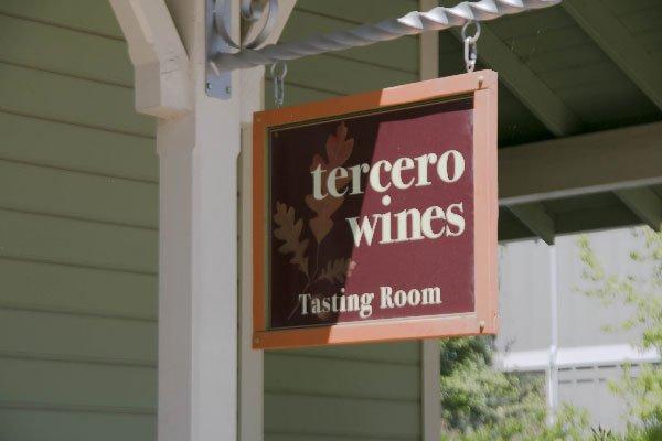 tercero Wines Tasting Room