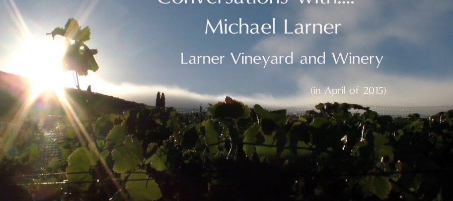 Larner Vineyard Special Vintage, Dedication