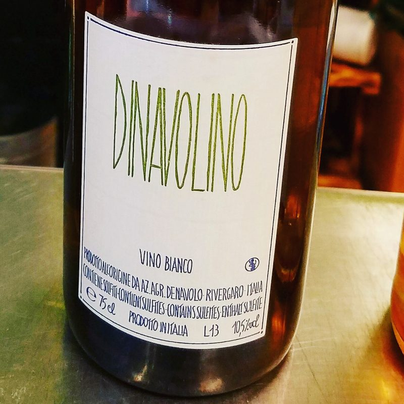 Natural Wine Orange Wine