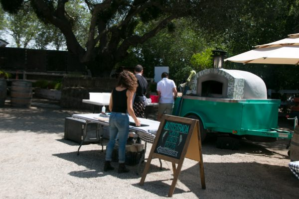 Autostrada Wood Fired Pizza