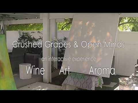 Act2art Inspired Wine
