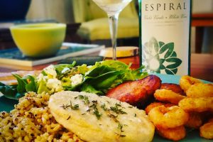 Food pairing with Vinho Verde