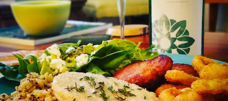 Food pairing with Vinho Verde