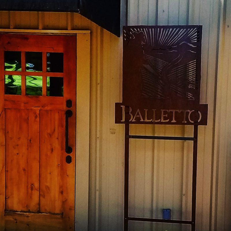 Balletto Vineyards in Sonoma's Russian River Valley North Coast