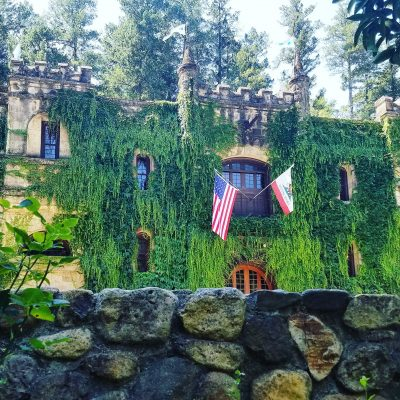 Chateau Montelena, Napa, Calistoga, California's North Coast