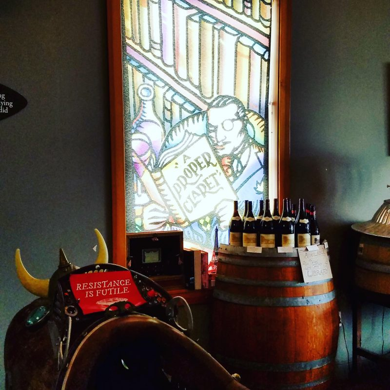 Bonny Doon Vineyards A Proper Claret