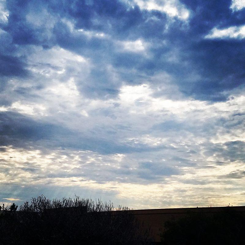 Sky at Marina Dunes