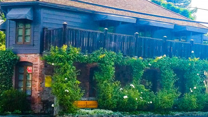 Thomas Keller's French Laundry In Yountville