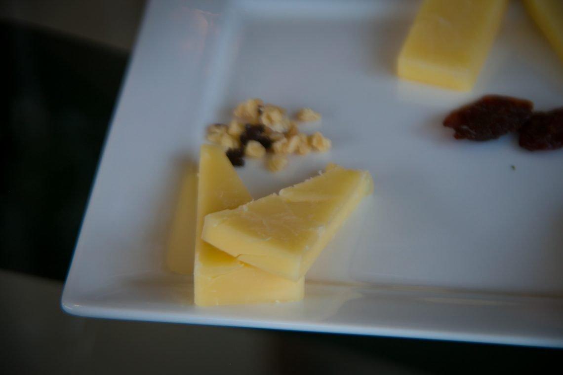 Corner 103 Italian cheese and hazelnuts