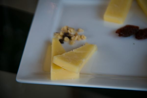 Corner 103 Italian cheese and hazelnuts