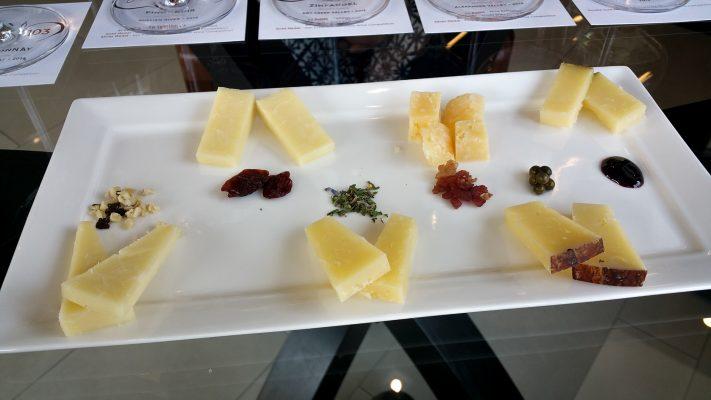 Corner 103 cheeses