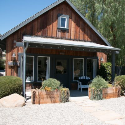 Crawford Family Wines Tasting Room Los Olivos Santa Barbara County
