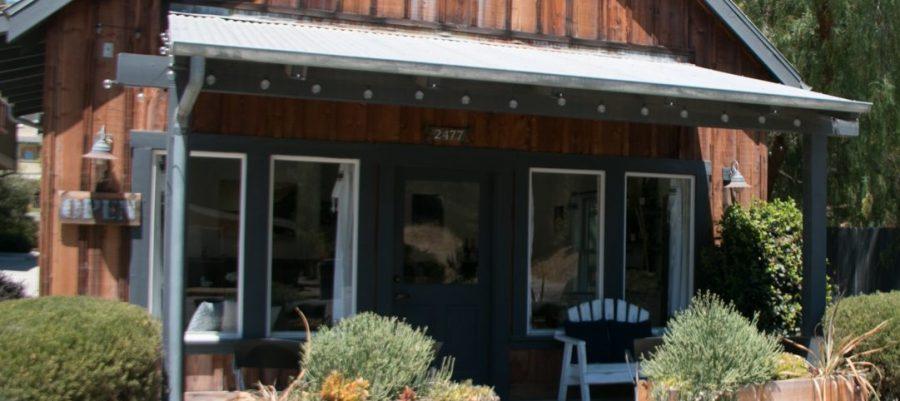 Crawford Family Wines Tasting Room Los Olivos Santa Barbara County