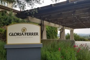 Gloria Ferrer – a little history