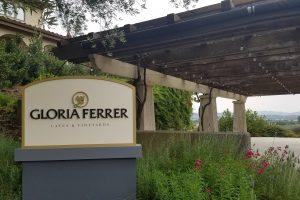 Gloria Ferrer – a little history