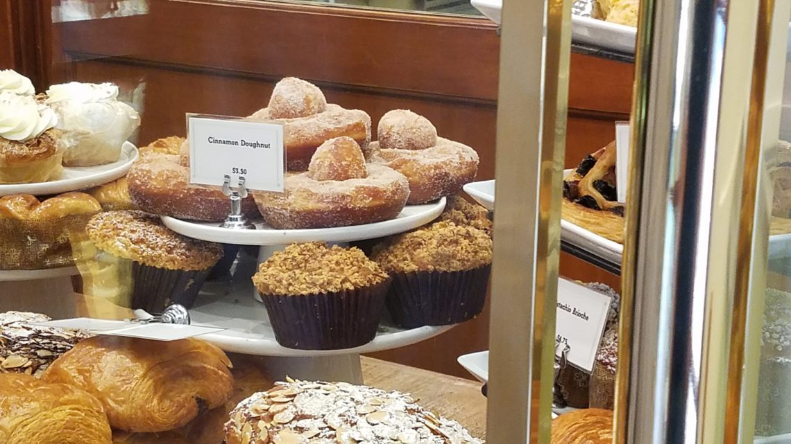 Pastries at Bouchon Bakery