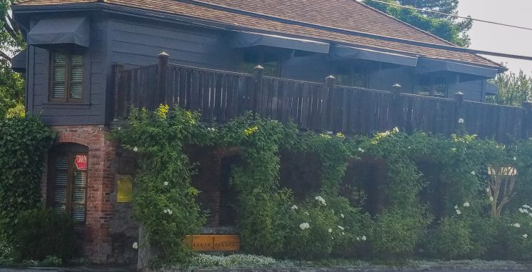 french laundry, Yountville, CA