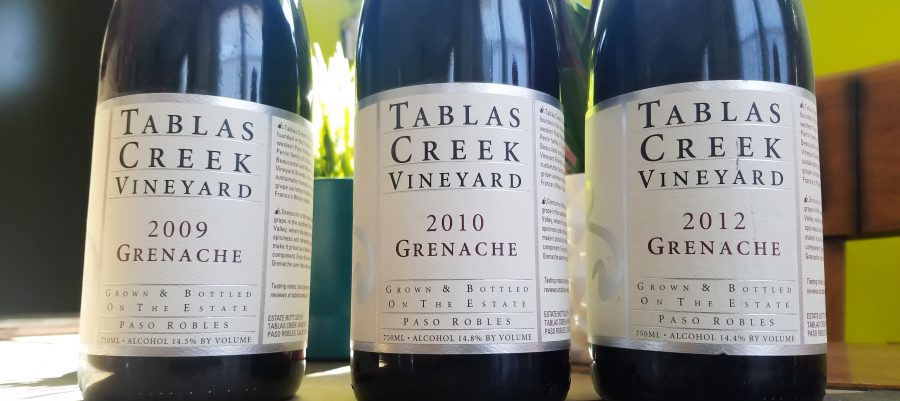 Grenache Vertical Tablas Creek
