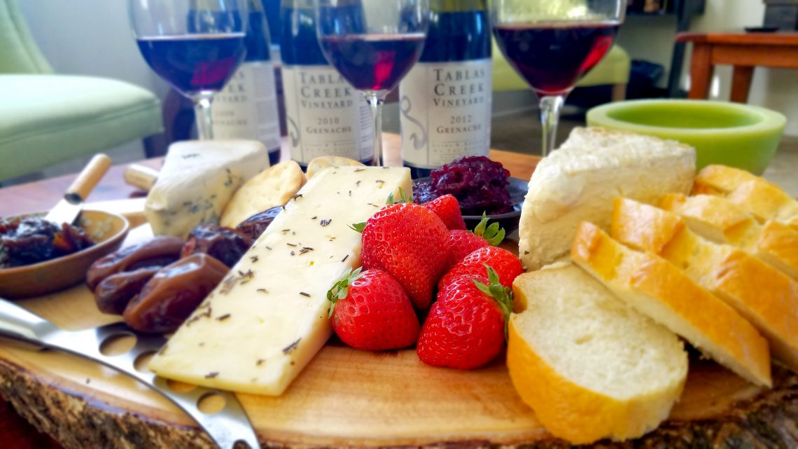 Cheese Pairings with Grenache