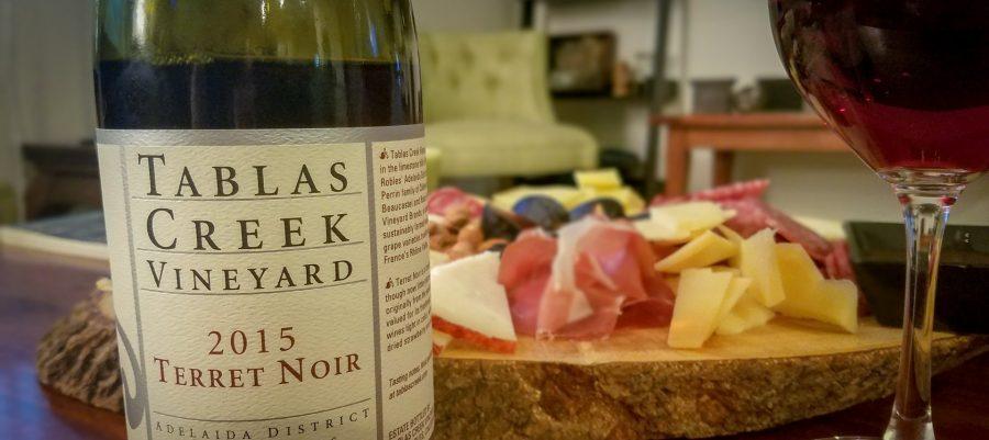Wine & Cheese Pairing with Tablas Creek Terret Noir 2105
