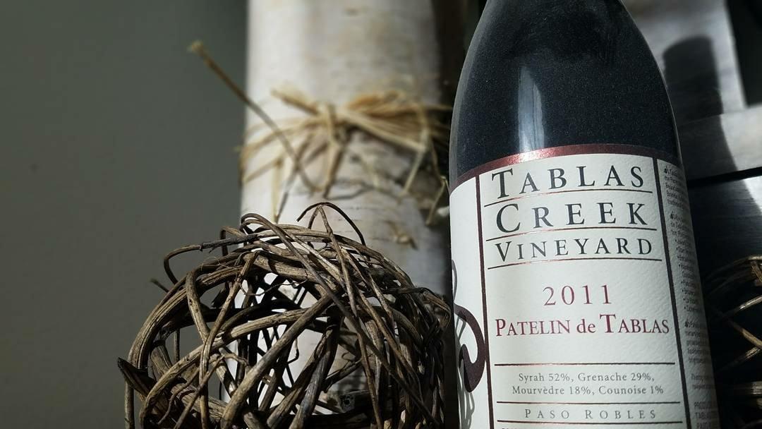 2011 Tablas Creek Patelin de Tablas
