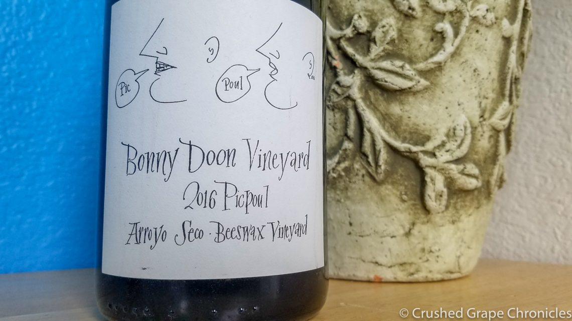 Bonny Doon Vineyard 2016 Picpoul