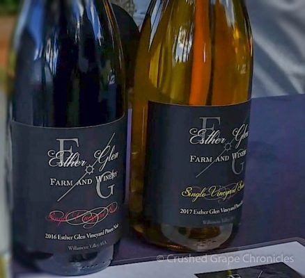 Esther Glen_Wine Bottles