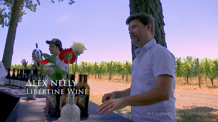 Libertine Wines, Alex Neely