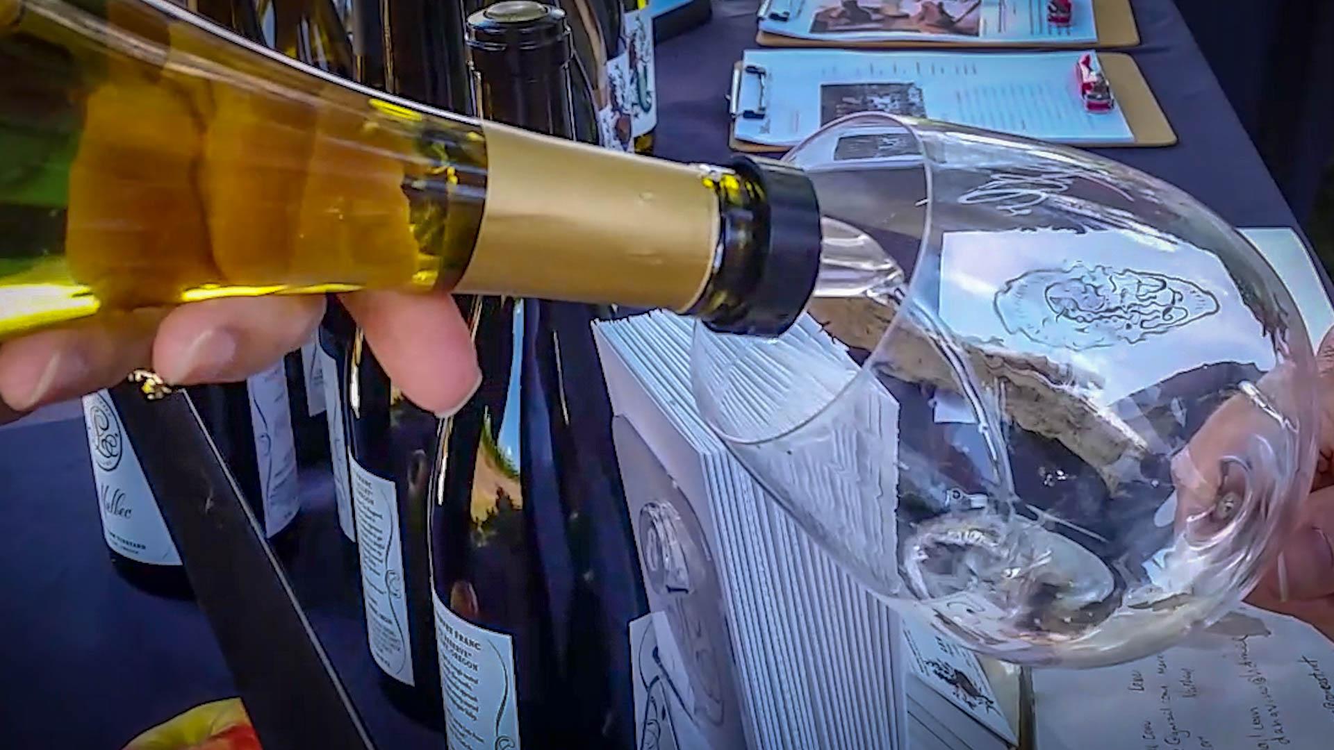 Leah Jørgensen Cellars 2017 Sauvignon Blanc