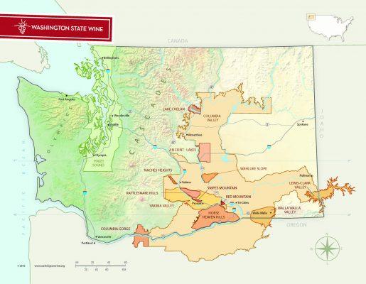 Washington AVA Photo Courtesy of washingtonwine.org