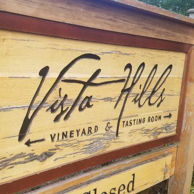 Vista Hills Sign