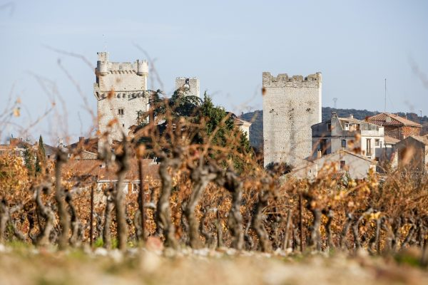 Castles & Keeps in Lirac
