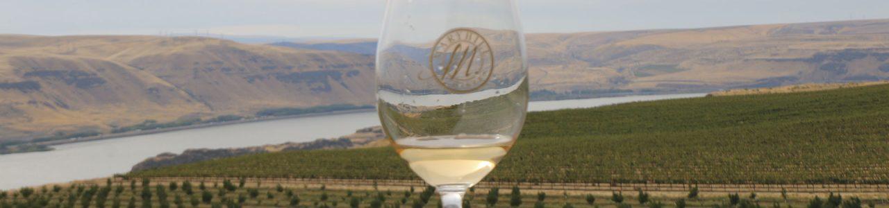 Maryhill Winery Glass