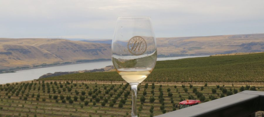 Maryhill Winery Glass