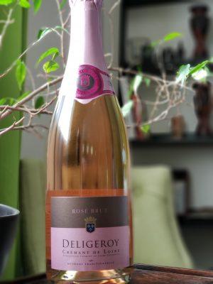 Deligeroy Crémant de Loire bottle shot