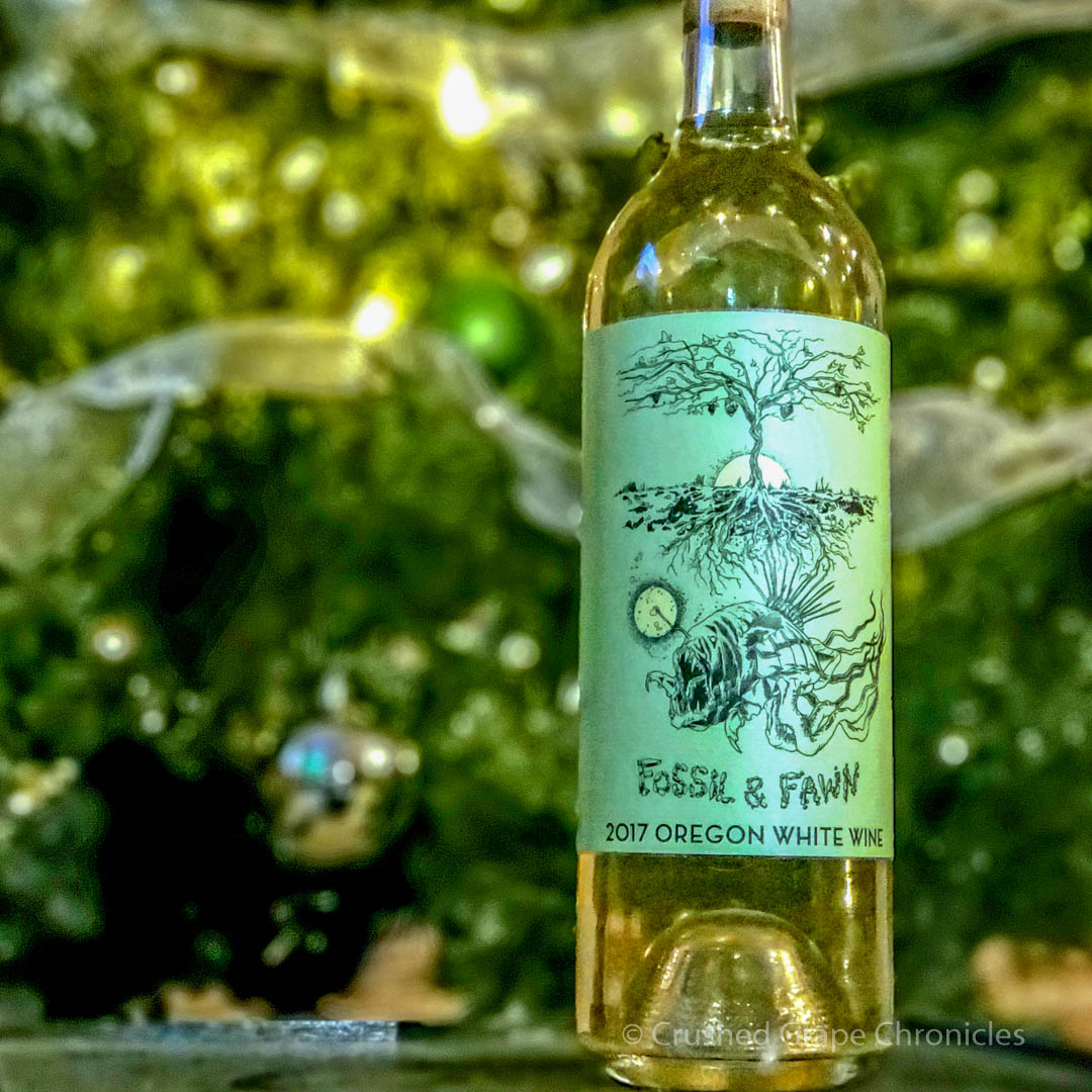 Fossil Fawn 2017 Oregon White Wine 154315
