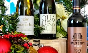 The wines of Vignobles & Signature for our French Style Season Dinner