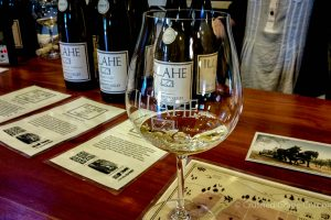 Illahe Vineyards, Tasting Room