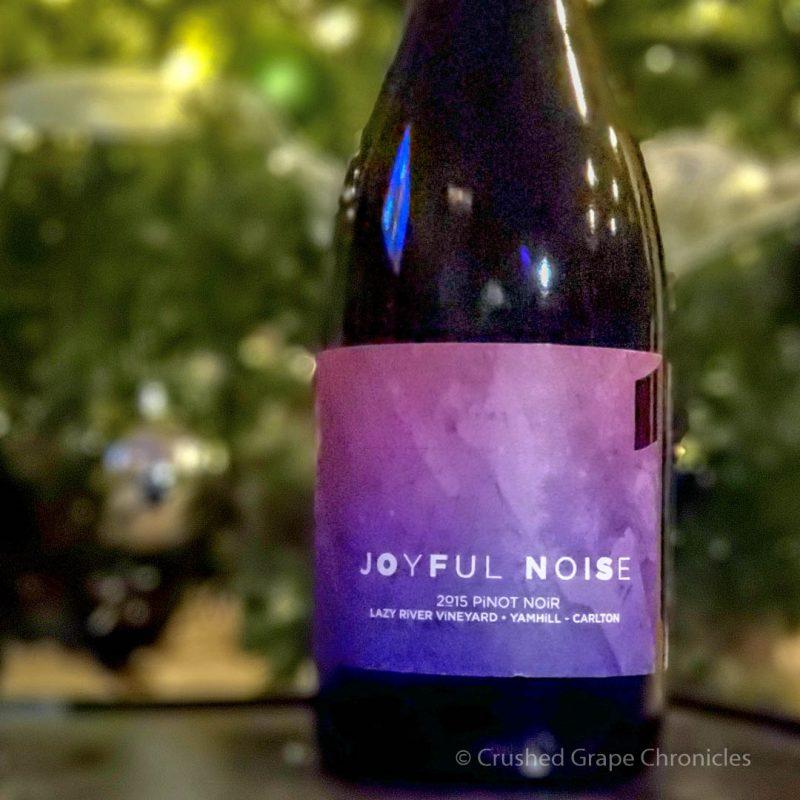 Joyful Noise 2015 Pinot Noir