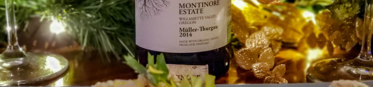 Montinore 2014 Muller Thurgau