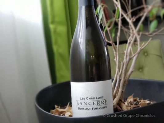 Domaine Fouassier 2016 Les Chailloux Sancerre