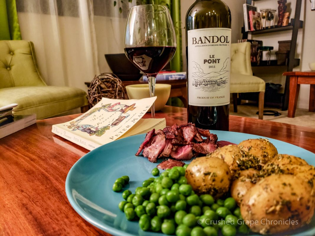 Bandol and Dinner