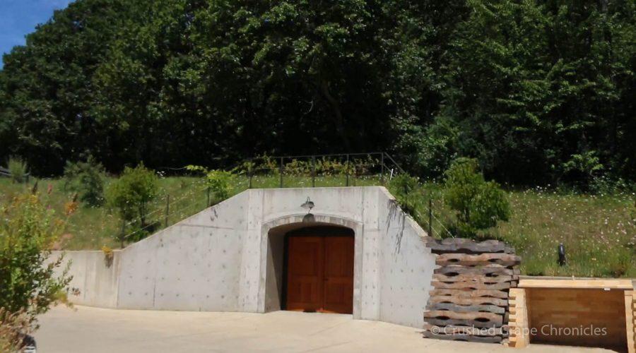 Illahe Vineyard-Cellar