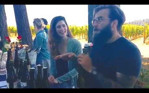 Maloof Wines: Where ya pjs at?