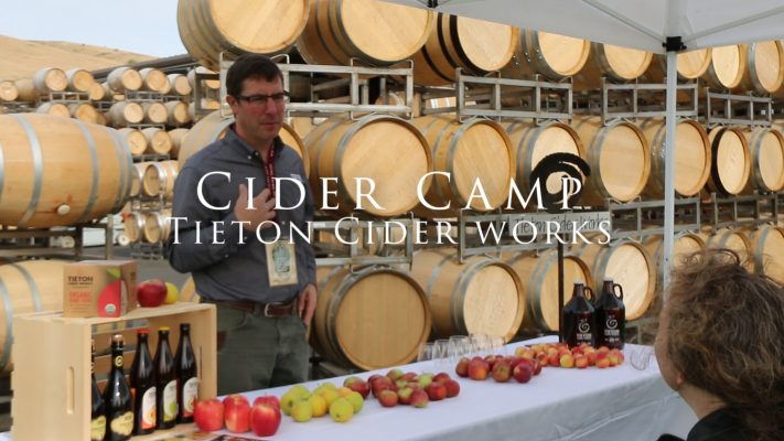 Cider Camp, Tieton Cider Works