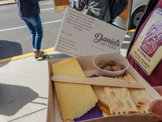 Daniels Artisan Washington Cheese