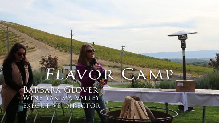 Flavor Camp Barbara Glover
